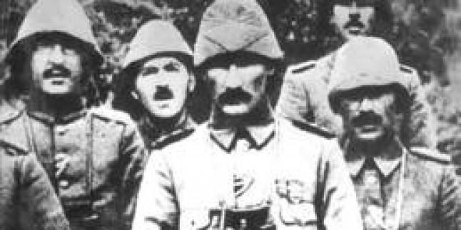 Atatürkün Katıldığı Savaşlar