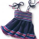 İp-askılı-örme-kız-bebek-elbisesi
