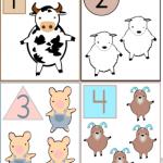 Resimli rakam öğrenme