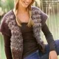 Bayan Yelek Modeli