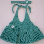 boyundan-baglamali-orgu-kiz-bebek-elbisesi
