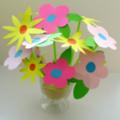 Kağıt Çiçek Buketi