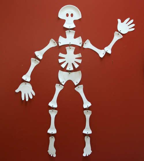 örgüden iskelet yapımı – 10marifet.org | 560x499
