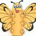 Kağıttan Kelebek