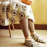 kare-motifli-battaniye-kolay-çetik-örnekleri