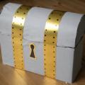 Karton Kutudan Sandık Yapımı