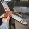 Kartondan Uçak Yapımı