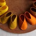Keçeden Patik,Panduf,Ayakkabı