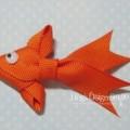 Kordeladan Yapılan Balık