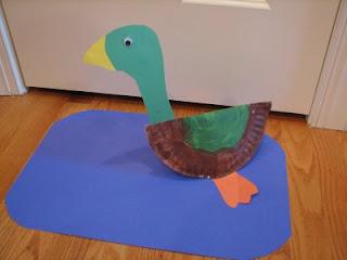 plastik-tabaktan-ördek-yapimi