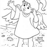 sahildeki-melek