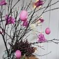 Yumurta Kolisinden Çiçek