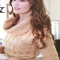 Bogazli Bayan orgu kazak modeli