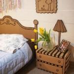 karton-yatak-odasi