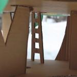 Kartonla Yapıla Ağaç