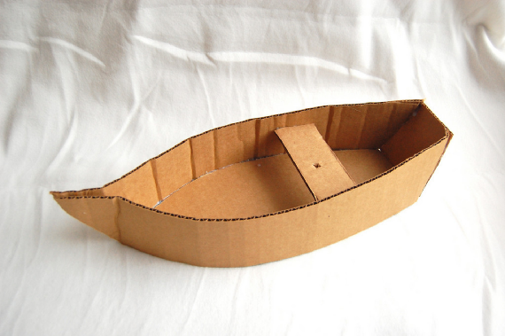 Kartondan yelkenl yapili i for Cardboard pirate ship template