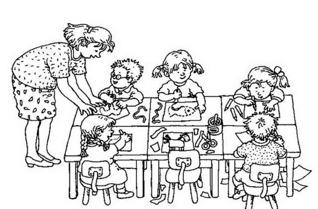 öğretmenler Günü Boyama Resimleri Nazarcacom