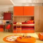 turuncu-cocuk-oda-modeli