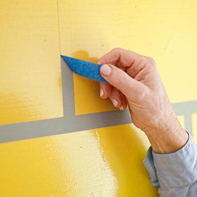 Duvara tuğla görünümü vermek