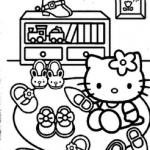 Hello-Kity-odasinda-boyama-resimleri-sayfalari