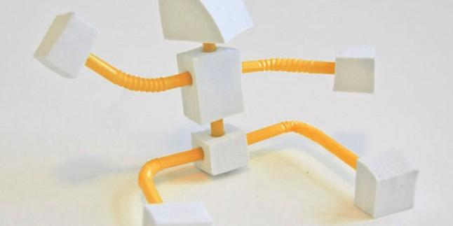 En Kolay Robot Yapılışı