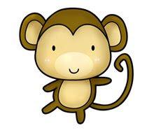 sevimli-maymun-resmi
