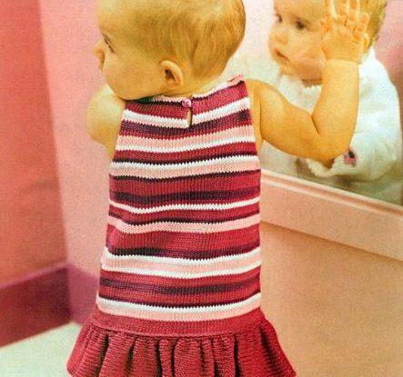 anlatimli-firfirli-orme-bebek-elbisesi