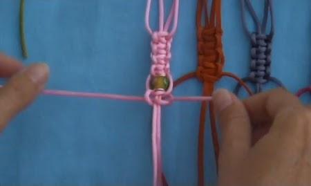 Düğümlerinizi aynı şekilde sıkın ki büyüklü