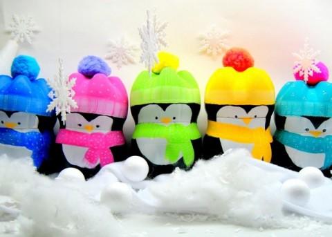 Пингвины поделки своими руками