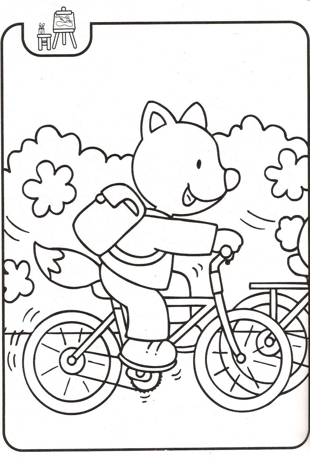 Sevimli hayvan boyama resimleri sayfalari 2