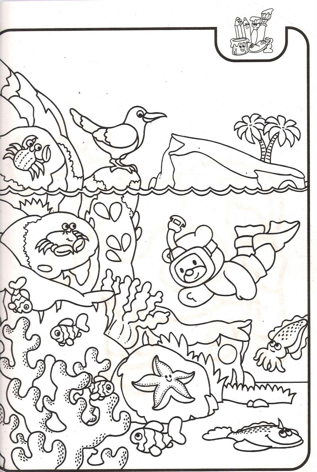 Sevımlı boyama sayfalari sevimli hayvan boyama resimleri sayfalari