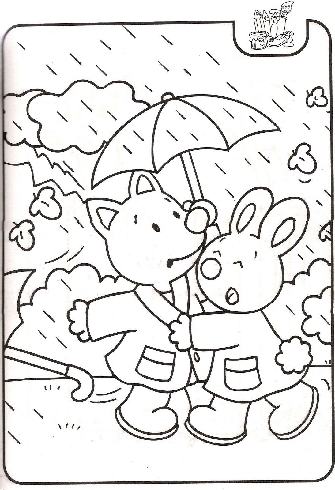 Sevımlı boyama sayfalari sevimli hayvan boyama resimleri sayfalari 8