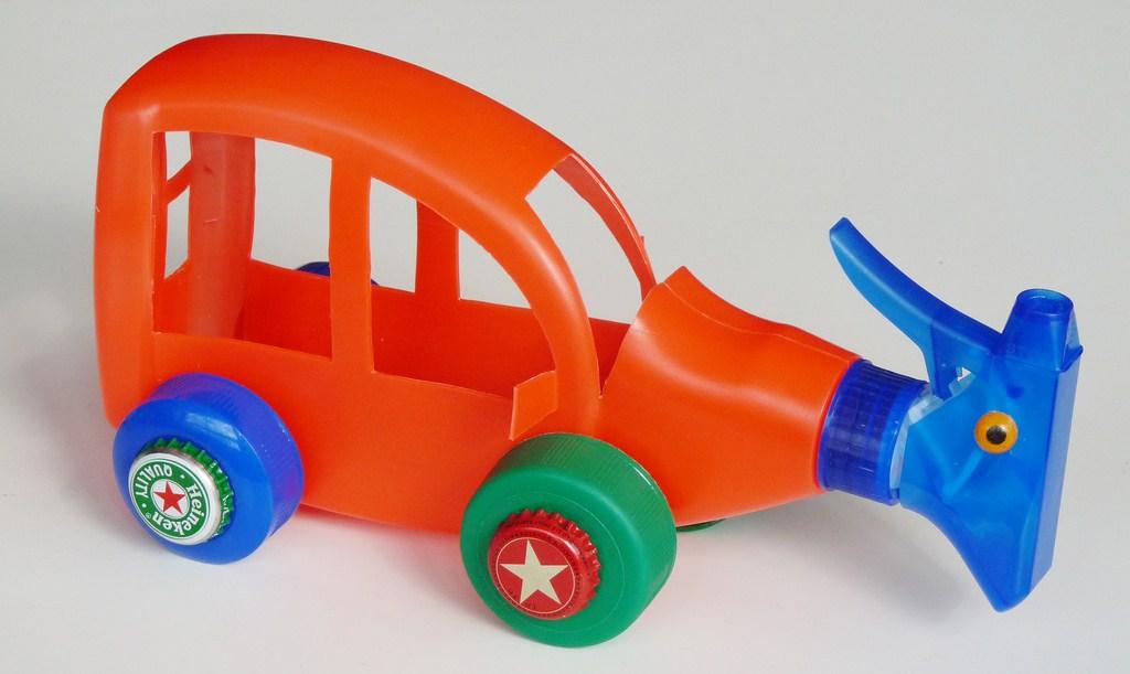 Поделки автомобилей своими руками