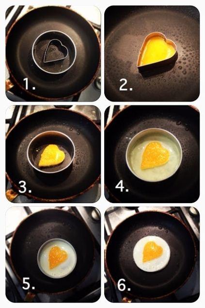 kalp-seklinde-yumurta-pisirme-teknigi