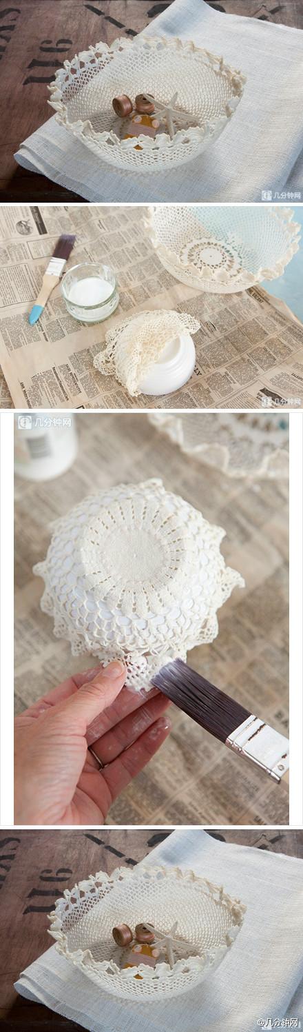 dantelden-dekoratif-kase-yapimi
