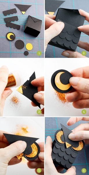 Поделки из бумаги фото как сделать