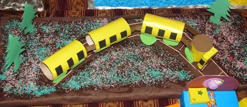 rulo-karton-tren