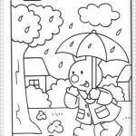 Çeşitli resim boyama sayfalarıanaokulboyama