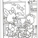 Çeşitli resim boyama sayfalarıayi-ailesiboya