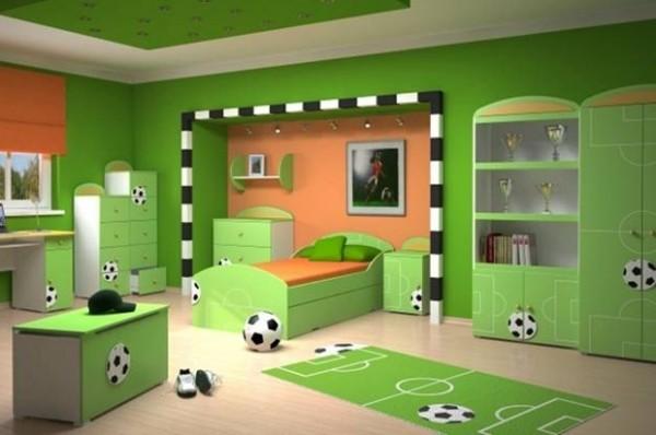 Детская комната ремонт фото