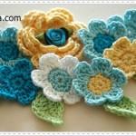 Tığ işi çiçek modelleritig-isi-orme-cicek-resimleri-3