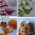 dantelle-oyuncak-bebek-orgusu-elbiseler