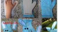 El Sokmalı ,en Kolay Tavşan El Kuklası Yapılışı