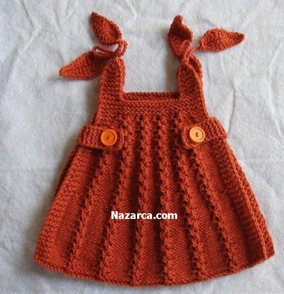 orgu-askili-yandan-dugmeli-bebe-elbise