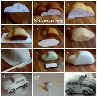 Как сделать фигурки из мастики в домашних условиях фото - Dubrava-don.ru
