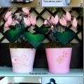 yumurta-kartonundan-kupe-cicekleri