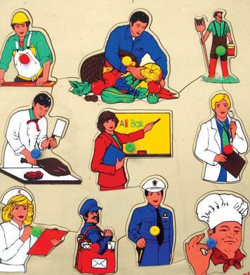 Ingilizce meslekler ve turkce anlamlari