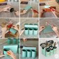 Teneke salça kutularından çatal ve kaşıklık yapımı değerlendirme çalışması