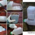 DIY-Plastic-Bottle-Pet-Feeder-plastik-bidondan-bitmeyen-kedi-kopek-mamaligi