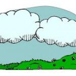 hava grafiği bulut